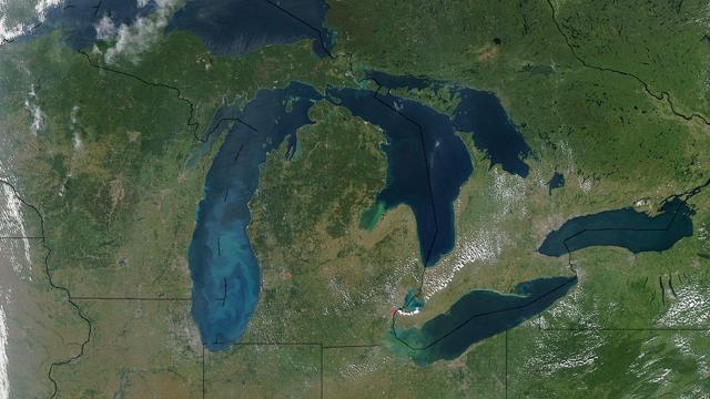 NASA-Great-Lakess