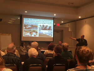 """""""we don't have the necessary equipment in our state do deal with this kind of a spill"""" Rich Bergman on Mackinac Straits Line 5 oil pipeline."""