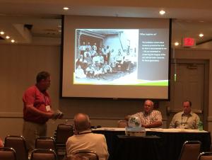 Jim Isley shares a photo of his farmer ancestors.