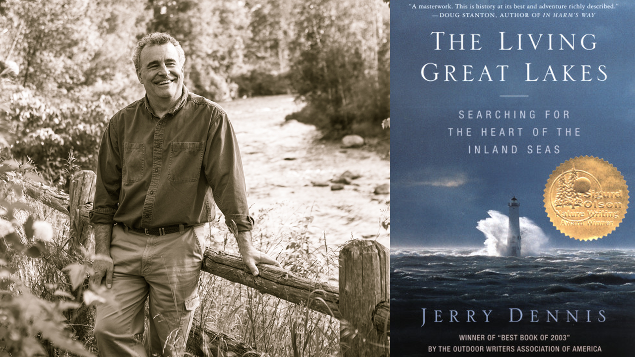 Jerry Dennis - Great Lakes Author Series