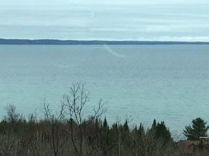 Lake Michigan, Goodhart, MI