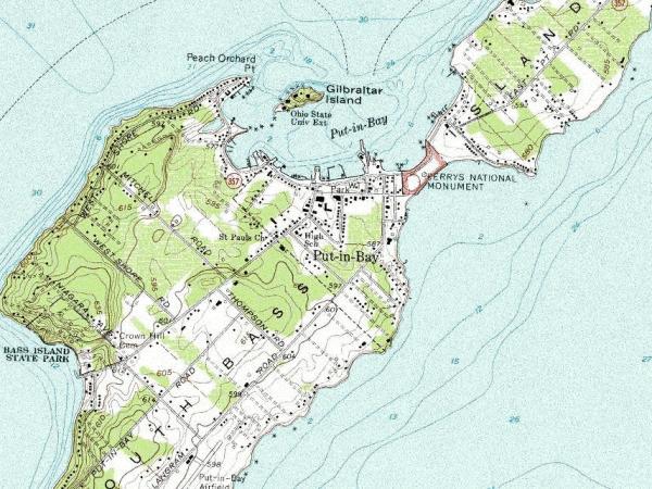 Image courtesy of United States Geological Survey via Wikimedia