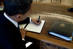 Photo courtesy of Office of the President via Wikimedia