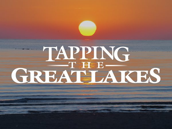 Tapping the Great Lakes title page
