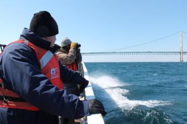 photo courtesy of U.S. Coast Guard District 9