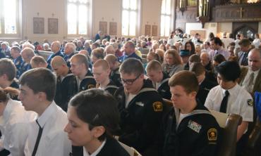 Photo by of David Pennock, courtesy of Mariners' Church of Detroit