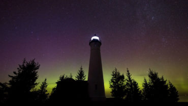 Night Sky Photography by Shawn Malone / Lake Superior Photo