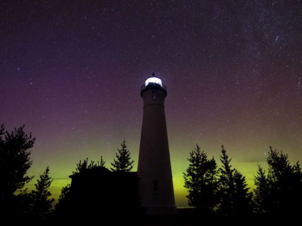 Night Sky Photography by Shawn Malone / Lake Superior Photo